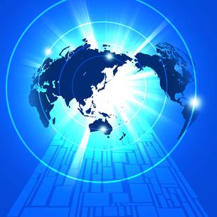 グローバルビジネスの写真素材 [FYI00277348]