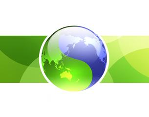 エコ地球の写真素材 [FYI00277361]