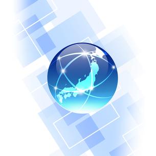日本ビジネスネットワークの写真素材 [FYI00277401]