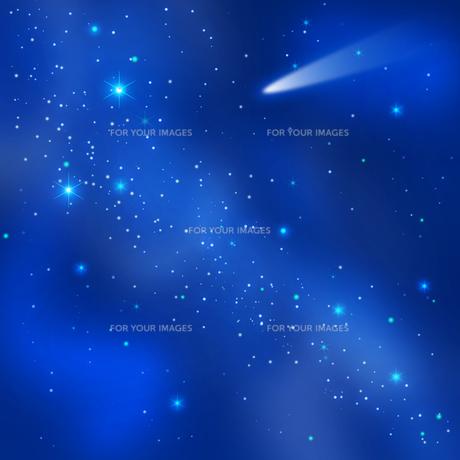 銀河の写真素材 [FYI00277446]