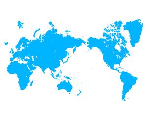 世界地図の写真素材 [FYI00277538]