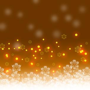 クリスマス背景の写真素材 [FYI00277568]