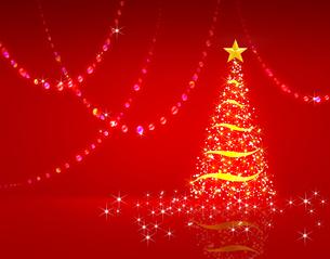 クリスマスツリーの写真素材 [FYI00277575]