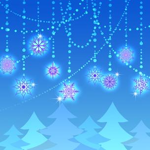 クリスマス飾りの写真素材 [FYI00277587]