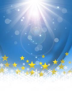 クリスマス背景の写真素材 [FYI00277591]