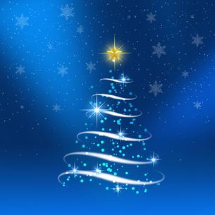 クリスマスツリーの写真素材 [FYI00277596]