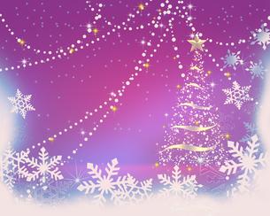クリスマスツリーの写真素材 [FYI00277598]