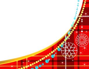 クリスマスフレームの写真素材 [FYI00277618]