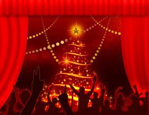 クリスマスパーティーの写真素材 [FYI00277628]