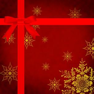 クリスマスプレゼントの写真素材 [FYI00277634]