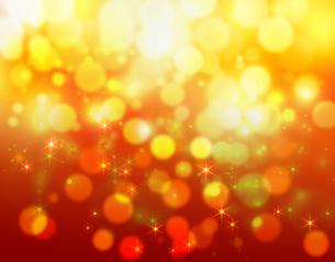 クリスマスイルミネーションの写真素材 [FYI00277643]