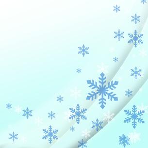 雪の結晶の写真素材 [FYI00277645]