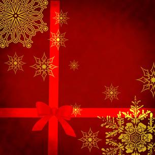 クリスマスプレゼントの写真素材 [FYI00277646]