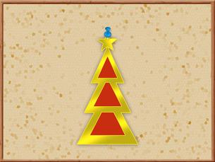クリスマスツリーの写真素材 [FYI00277648]