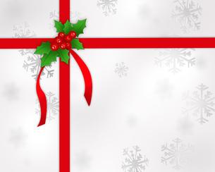 クリスマスプレゼントの写真素材 [FYI00277652]