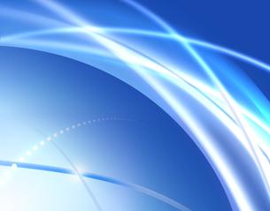 曲線模様の写真素材 [FYI00277672]