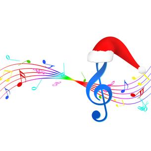 クリスマスコンサートの写真素材 [FYI00277716]