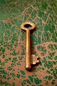 古い鍵の写真素材 [FYI00277905]