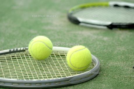 テニスの写真素材 [FYI00278520]