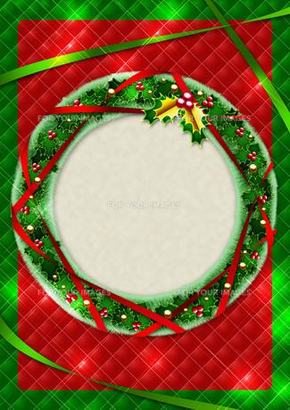 クリスマスのイメージの素材 [FYI00279284]