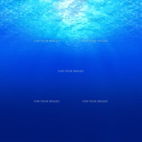 水中に射し込む光の素材 [FYI00279288]
