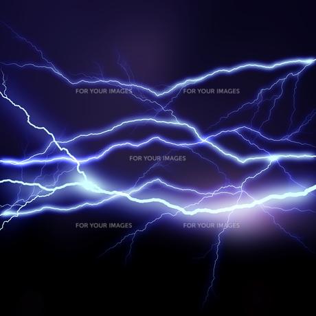 雷の素材 [FYI00279303]