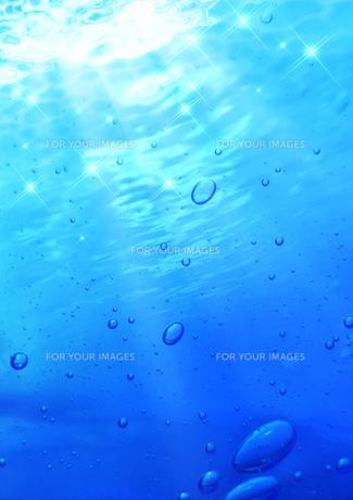 水中イメージの素材 [FYI00279382]