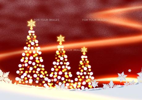 クリスマスのイメージの素材 [FYI00279392]