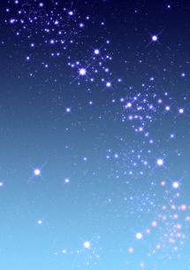 星空の素材 [FYI00279419]