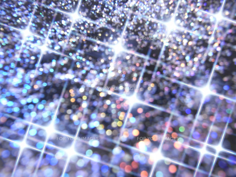 反射する光の粒の素材 [FYI00279433]