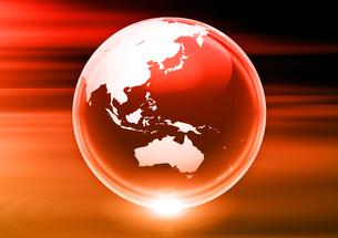 地球のイメージの素材 [FYI00279479]