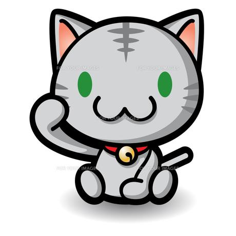 猫のキャラクターの素材 [FYI00279503]