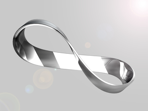 メビウスの輪の素材 [FYI00279550]