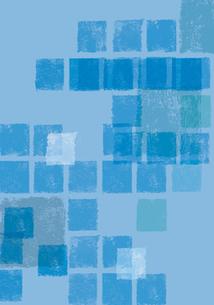 青いパターンの写真素材 [FYI00280009]