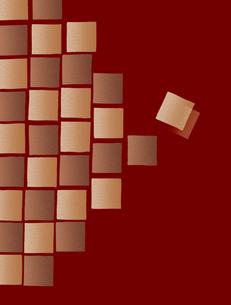 茶色のパターンの写真素材 [FYI00280035]