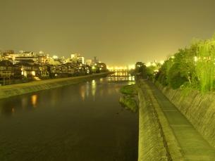 鴨川の写真素材 [FYI00280127]