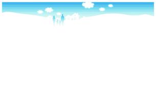 空、家、家族_夏の写真素材 [FYI00280202]