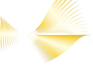 背景素材_金色の翼の写真素材 [FYI00280212]