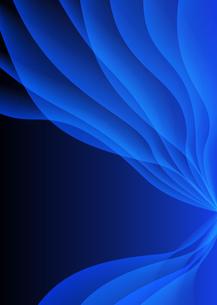背景素材_幻想的な青いイメージの写真素材 [FYI00280226]