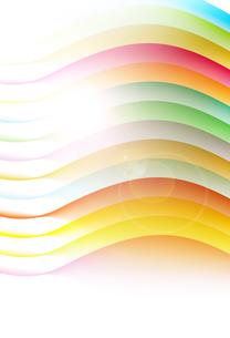 背景素材_虹のイメージの素材 [FYI00280246]
