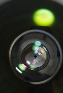 レンズ2の写真素材 [FYI00280255]
