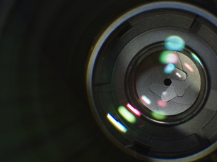 レンズ1の写真素材 [FYI00280274]