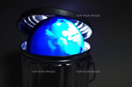 地球をリサイクルの写真素材 [FYI00280309]