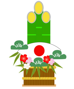 門松の写真素材 [FYI00280328]