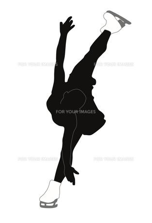 フィギアスケートの写真素材 [FYI00280464]