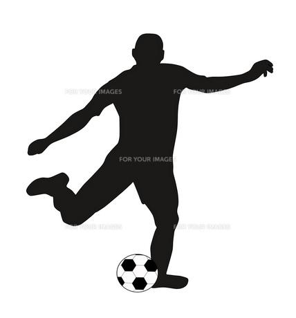 サッカーの写真素材 [FYI00280495]
