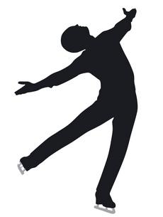 フィギアスケートの写真素材 [FYI00280498]
