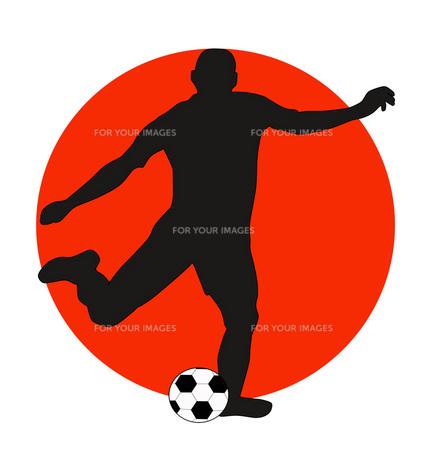 サッカーの写真素材 [FYI00280500]