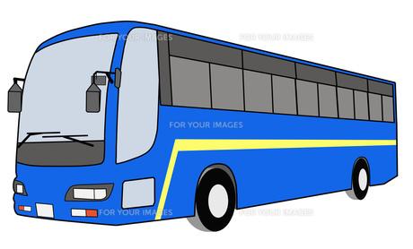 観光バスの素材 [FYI00280613]