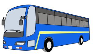 観光バスの写真素材 [FYI00280613]